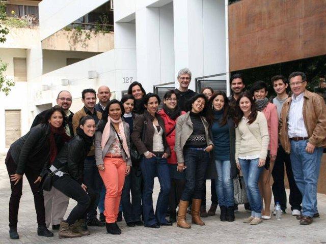 Alumnos Master MAS 2012 - 2013