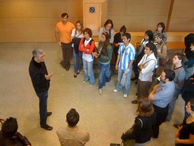 Alumnos Master Madrid 2