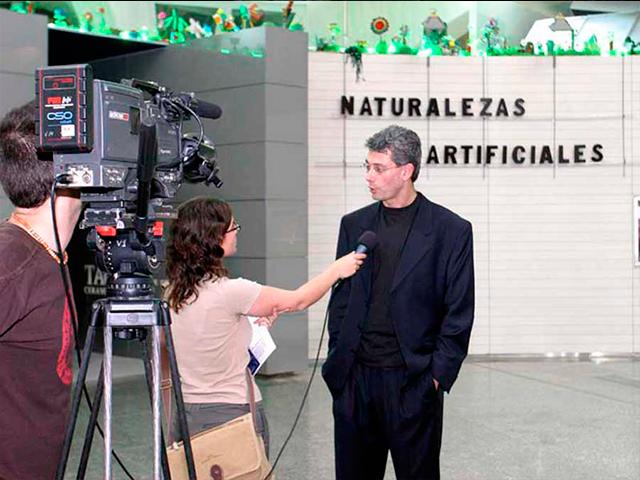 Entrevista a Luis De Garrido TVE1