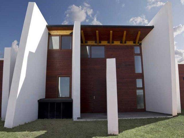 Ramat Eco-House finalizada