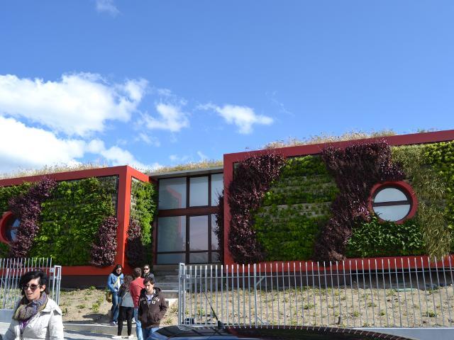Visita Beardon Eco-House. Madrid